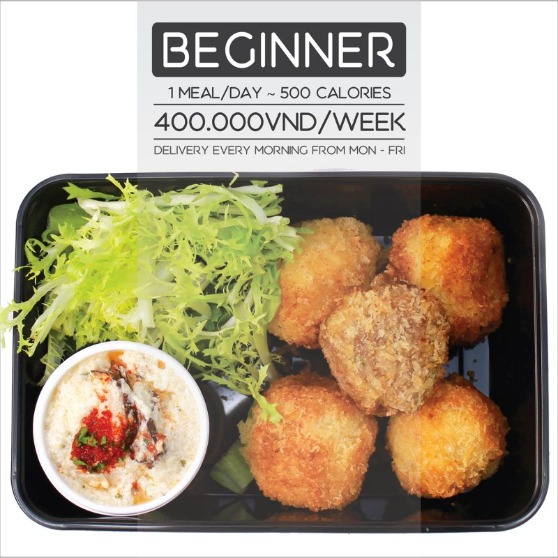 BEGINNER 2(Lunch/ Trưa) 1